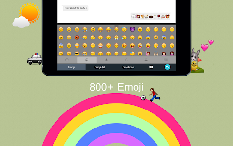 TouchPal - Cute Emoji Keyboard v5.5.0.3