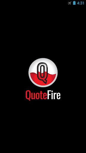 QuoteFire
