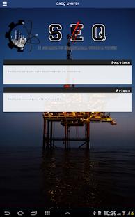 II SEQ UNIFEI screenshot