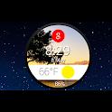 Circle free 2 zooper icon