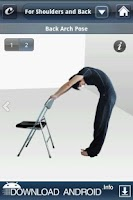 Screenshot of Stretch Exercises