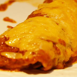 Chicken Enchilada Casserole with Homemade Enchilada Sauce
