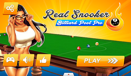 Real Snooker Billiard Pool Pro 1.0.1 screenshot 315570
