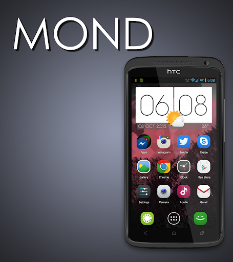 MOND ICON PACK