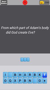 Bible Quiz - Guess Character