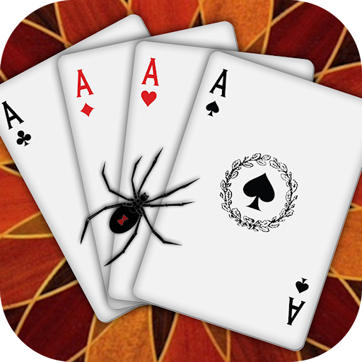Spider Solitaire 3D game for Android