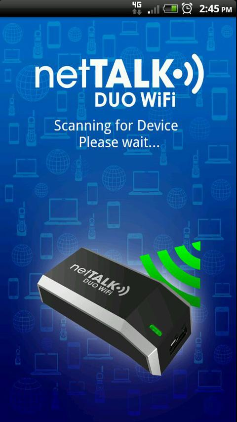 DUO WiFi Scanner- screenshot