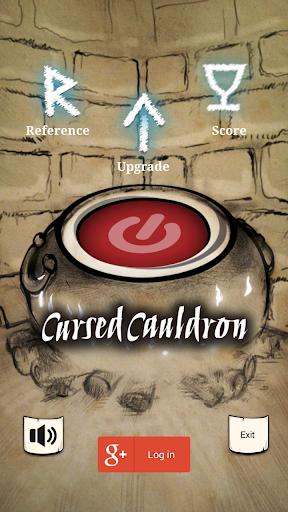 Cursed Cauldron 1-4 Players