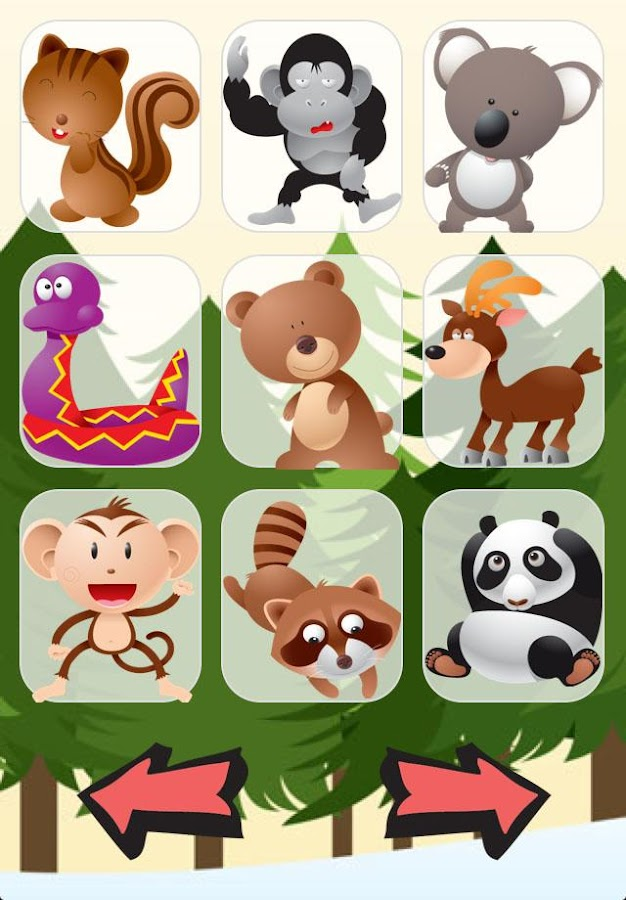 Baby Animal Sounds Free NO ADS- screenshot