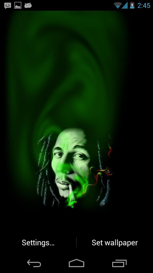 Bob Marley - Live Weed Smoke - screenshot