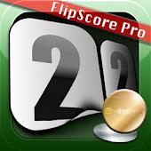FlipScore Pro Scoreboard