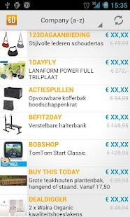 EveryDay Deals Dagaanbiedingen- screenshot thumbnail