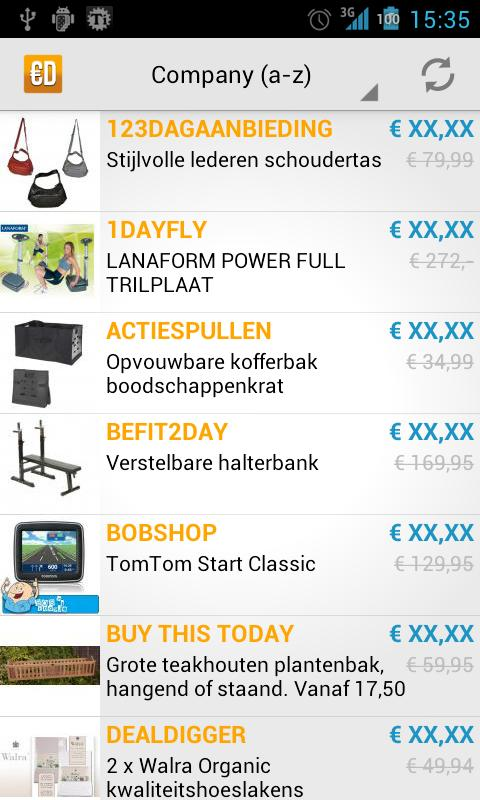 EveryDay Deals Dagaanbiedingen- screenshot