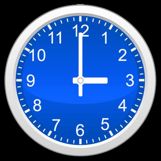 模擬時鐘小工具 - 簡單 個人化 App LOGO-硬是要APP