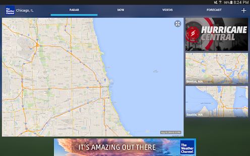 The Weather Channel Screenshot 21
