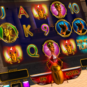 King's Tomb Video Slot Machine  1.9