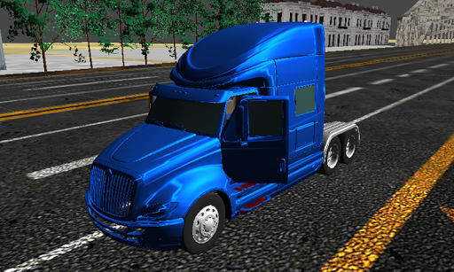Trailer Truck - Transport Game
