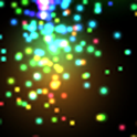 Mega Particles Live Wallpaper icon