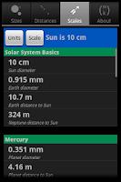 Screenshot of Solar Sizer