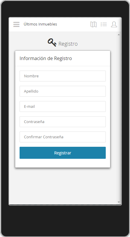 Inmobiliaria Agencia La Playa- screenshot