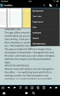 xWriter Free 4- screenshot thumbnail