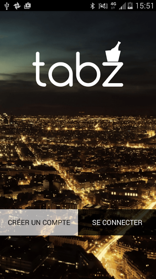 Tabz- screenshot