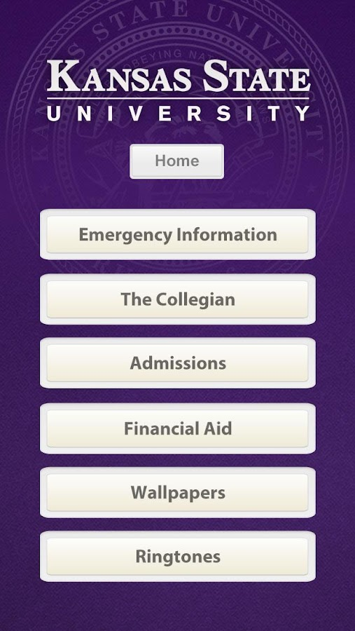 K-State Mobile - screenshot