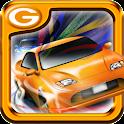 Battle Racing 3D logo