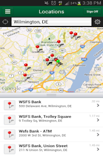WSFS Bank Mobile - screenshot thumbnail