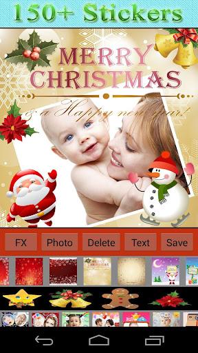 玩攝影App 聖誕相框免費 APP試玩