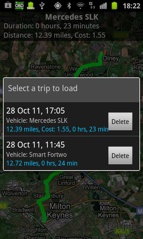 Torque Pro (OBD 2 & Car) Screenshot 3