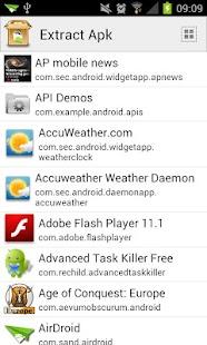 Extract Apks- screenshot thumbnail
