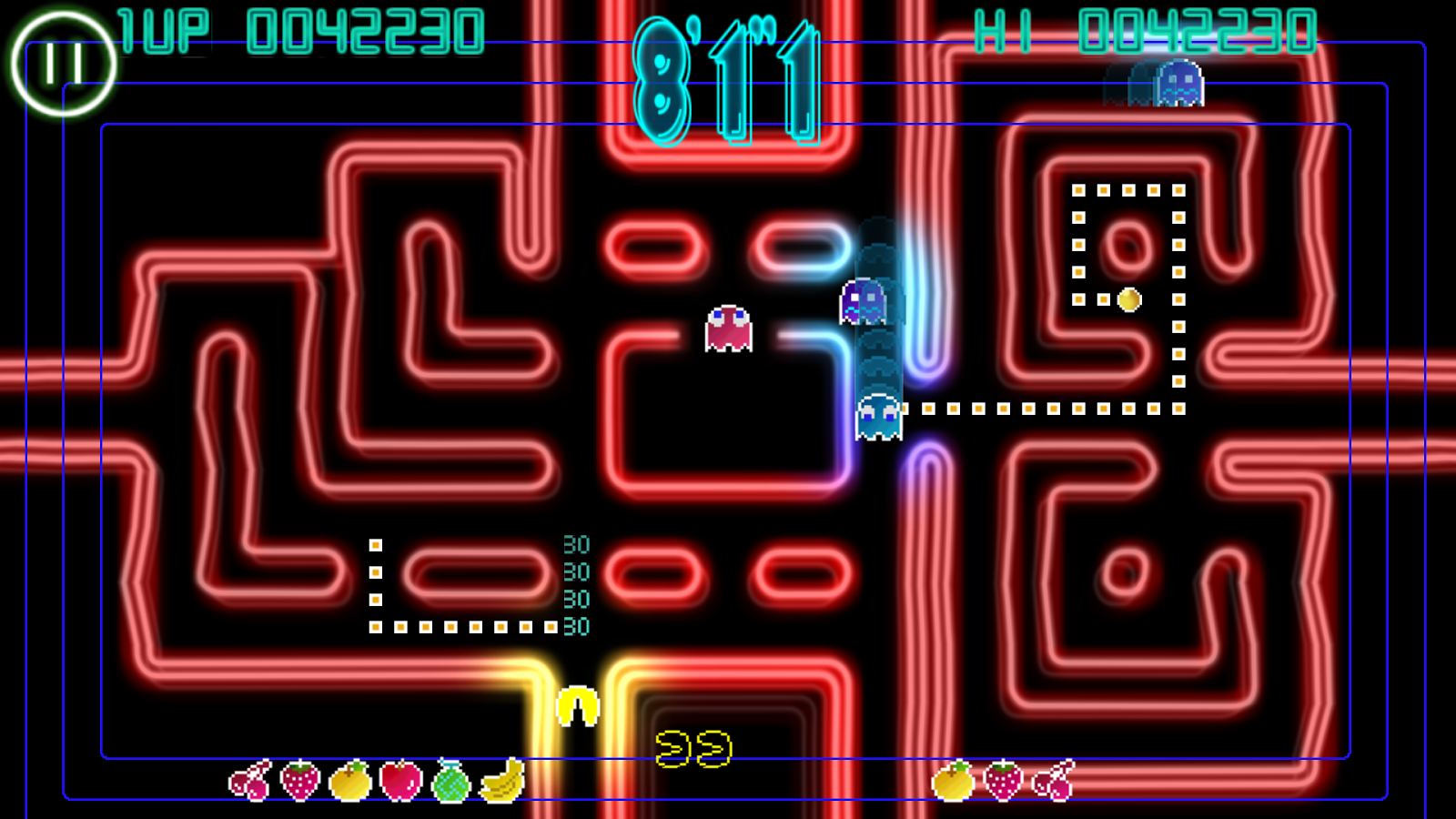PAC-MAN Championship Ed. Demo - screenshot