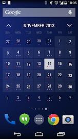 Today - Calendar Widgets Screenshot 3