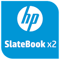 HP SlateBook x2 Screensaver