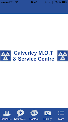 Calverley MOT And Service