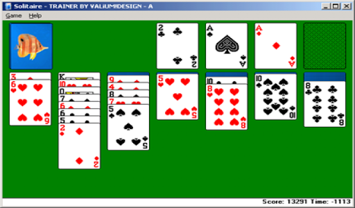 Simple Solitaire Game Free