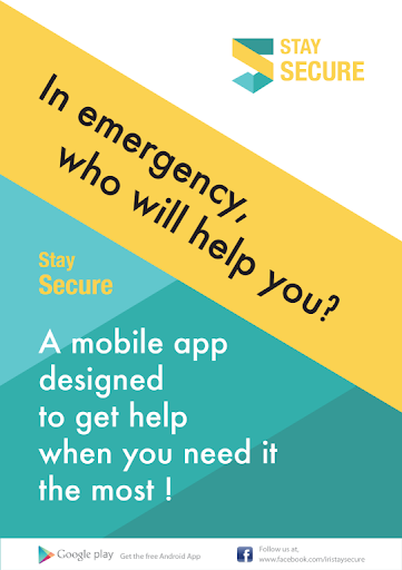 Stay Secure - Women Safety app