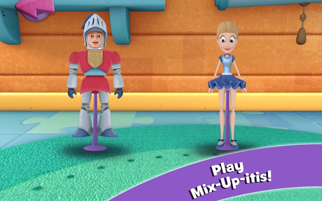 Doc McStuffins- screenshot