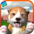 Dog Simulator 2015 1.1 icon