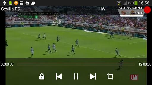 VXG IPTV Player screenshot