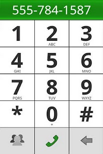 BigDialer- screenshot thumbnail