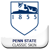 Penn State Classic Skin