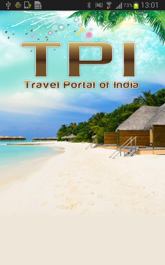 Travel Portal of India- screenshot