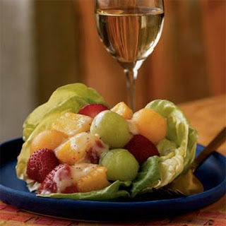 Poppy Seed Fruit Salad.