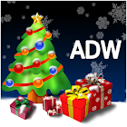 Christmas Tree Theme for ADW icon
