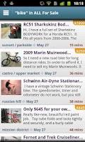 Screenshot of City Shop - Craigslist App