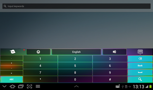 Keyboard Color v1.1
