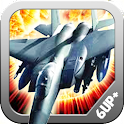 Air Strike Jet Storm Raider 3D icon