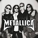 Letras de Canciones Metallica logo